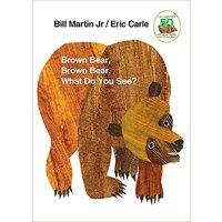 棕色的熊,棕色的熊,你在看什么