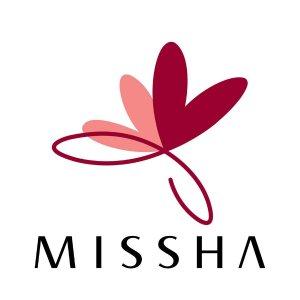 6折+最高送7件好礼Missha 精选护肤及美妆产品热卖