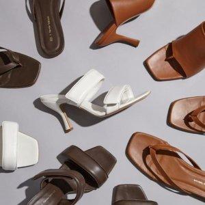 低至5折+晒单赢好礼Harvey Nichols 美鞋专场,Valentino铆钉鞋$477