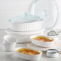 Corningware 炻瓷烘焙套装10件套