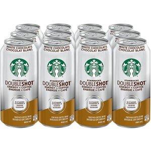 Starbucks 咖啡444mlX12