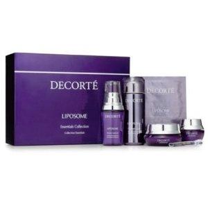 $250(Value $320)Decorte Liposome Essentials Collection Six-Piece Holiday Box Set @ Saks Fifth Avenue