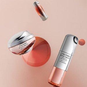 百优乳霜50ml¥557 + 直邮中国Shiseido 8.5折专场,新版红腰子眼精华¥382,电眼