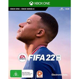 EAFIFA 22 Plus版 Xbox One