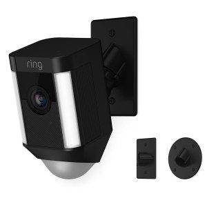 $170.6 (原价$316.23)Ring 8SH5P7-BEN0 家用高清安防摄像头