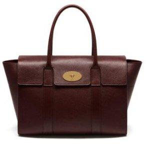 低至7折  封面经典款Mulberry经典单肩包包热卖  英伦正统一线品牌