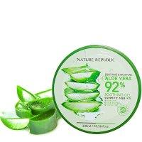 Nature Republic Aloe Soothing Gel (2 Pack)