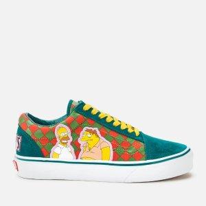 Vans X The Simpsons Old Skool 板鞋