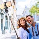 €16.99 (原价€40.99)Bovon 蓝牙自拍杆热卖 旅游好伴侣