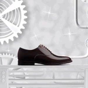 $90.36(原价$150)Clarks 男士商务皮鞋 做工精致多场合可穿