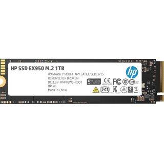 HP EX950 M.2 2280 1TB PCle Gen3 x4 3D NAND SSD