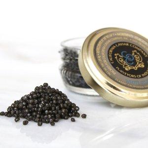 低至7折California Caviar鱼子酱热卖 即享舌尖上的奢华