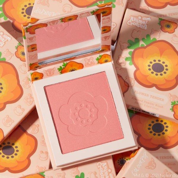 Flower Tender - Pressed Powder Blush