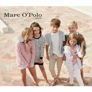 超低白菜价 性价比非常高哦Marc O'Polo 童装低至3.8折 最大到身高170哦