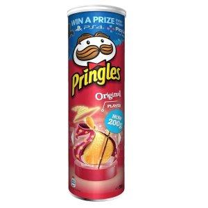 Pringles原味薯片