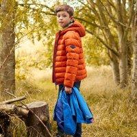 儿童 Hudson 三合一防雨外套