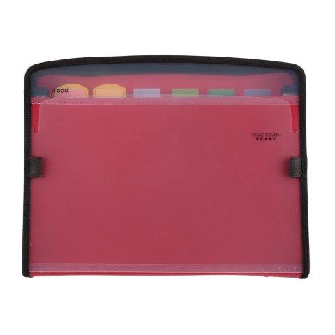 Five Star 7-Pocket Expandable Filing Folder