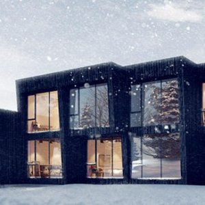 $370起 费尔班克斯出发 玩法多多阿拉斯加3-5天极光观测套餐  小木屋、玻璃屋、别墅、温泉观测