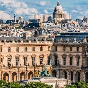 $9498天巴黎、阿姆斯特丹机票+酒店套餐 多出发城市可选