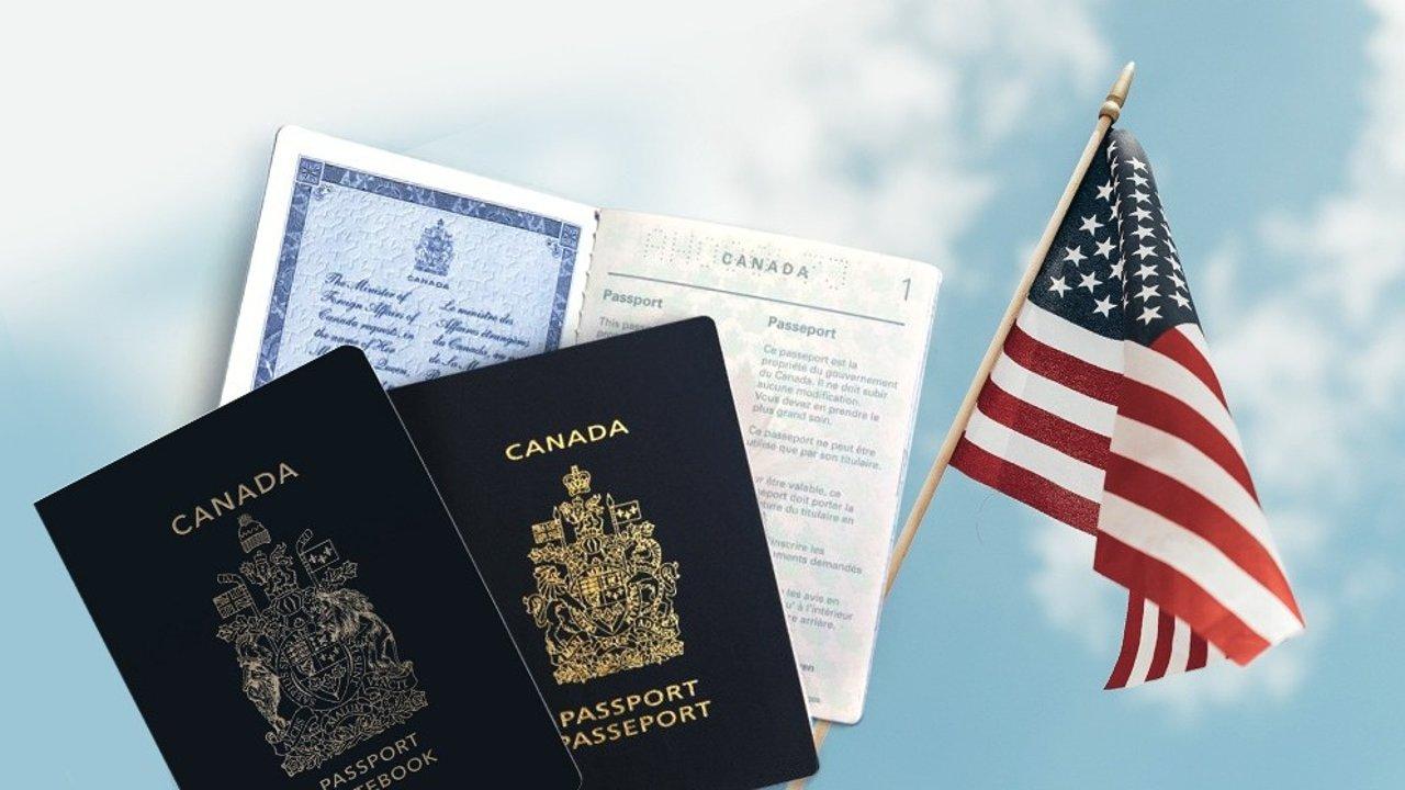 手把手教你如何在加拿大办理美国签证