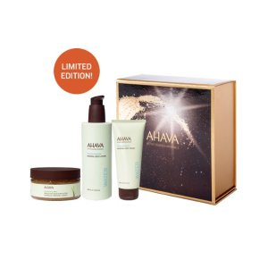 Ahava*Limited Edition* Hydrating Mineral Body Set