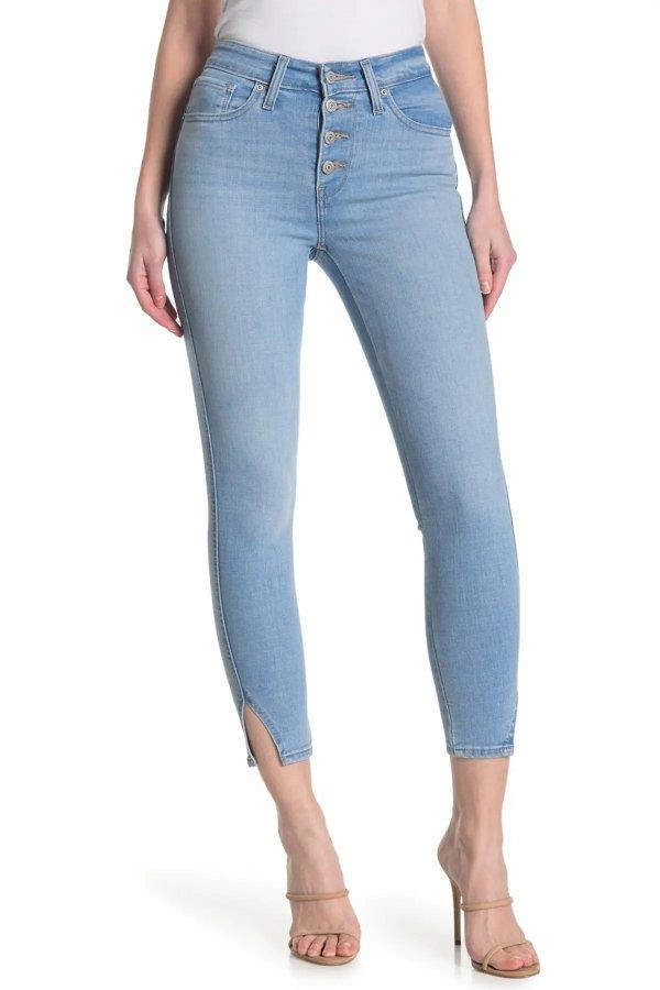 721牛仔裤