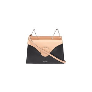 Danse LenteSpend $480 Get a $50 shopping voucher 'Phoebe' spiral handle leather crossbody bag