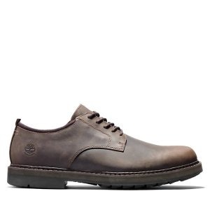 Timberland牛津鞋-深棕色