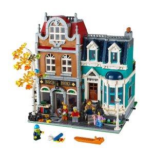 定价£149.99上新:LEGO英国官网 发售街景新品 书店10270