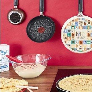 低至5折 好厨具更美味Myer官网 Tefal、Essteele、Le Creuset品牌厨具热促