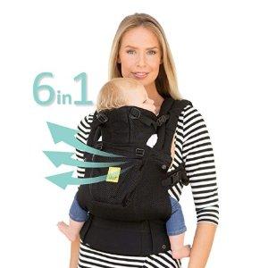 6.5折 低至$79.99史低价:LÍLLÉbaby 精选婴幼儿背带大促