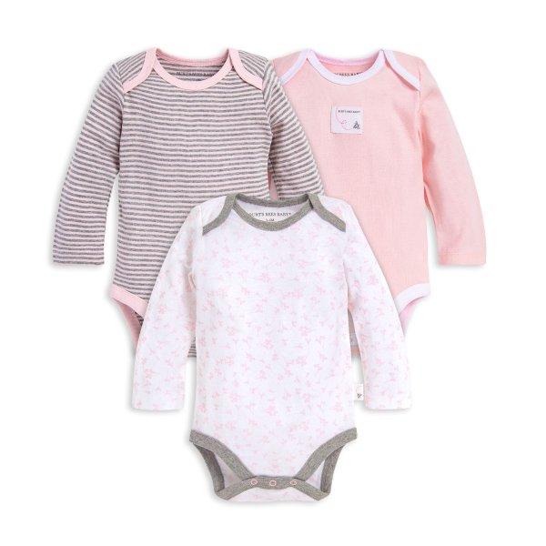 女婴童包臀衫3件