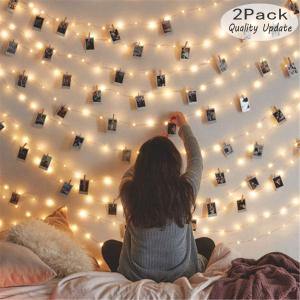 Augone LED 装饰串灯闪促 少女心卧室必备神器