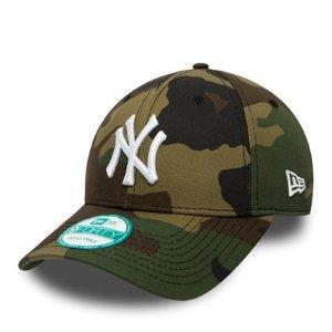 MLB迷彩棒球帽