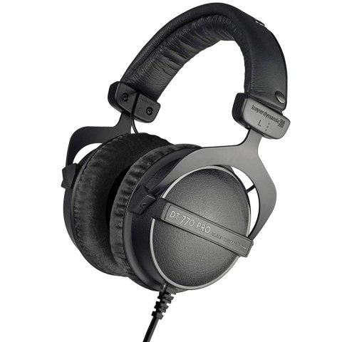 beyerdynamic DT 770 PRO 16 Ohm Over-Ear Headphones