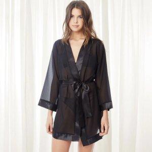 低至5折+睡衣独家额外9折网络星期一:Bluebella 全场大促 收性感舒适内衣、家居服