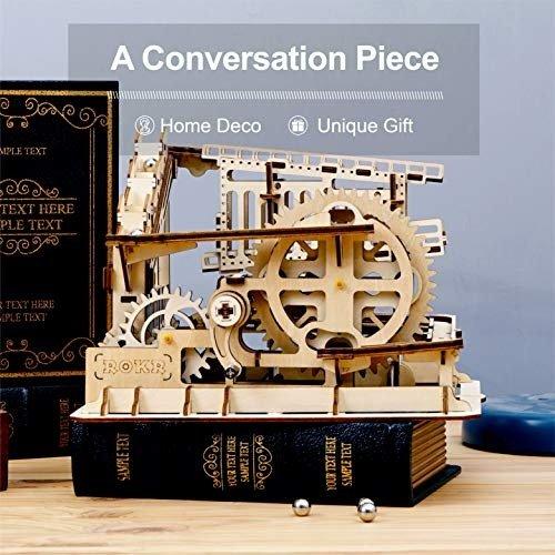 3D 木制拼图-枢纽