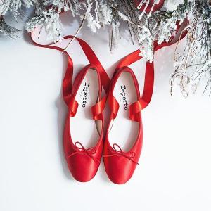 无门槛7.8折+满额低至7折+免邮包关税11.11独家:Repetto 源于芭蕾的美鞋热卖 收经典少女风平底鞋