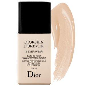 $35.68(原价$46)Dior 凝脂底霜妆前乳SPF20  色号001