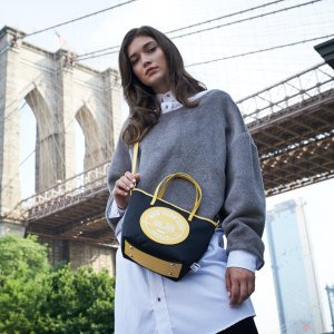 MeliMeloNYC Paige | Mini | Brooklyn Yellow
