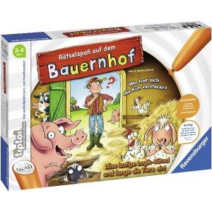 Ravensburger 儿童益智点读书 寓教于乐 让孩子快乐学习