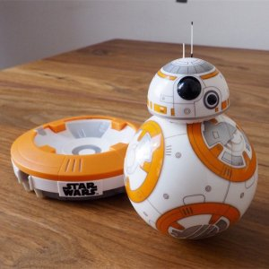 $75Manufacturer Refurbished Sphero Star Wars BB-8 App Controlled Robot