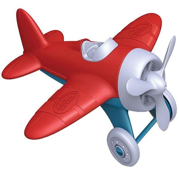 复古飞机玩具
