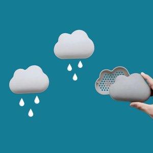 低至€2.03 造型可爱云朵冰箱除臭贴 竹炭吸湿、抑菌、除臭 吸盘吸附 节省空间