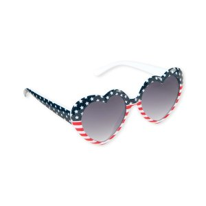 The Children's PlaceToddler Girls Heart Sunglasses