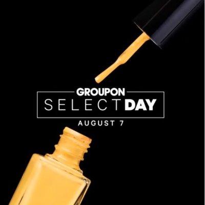 Groupon Select Day Saving Something Big is Coming 50% Off