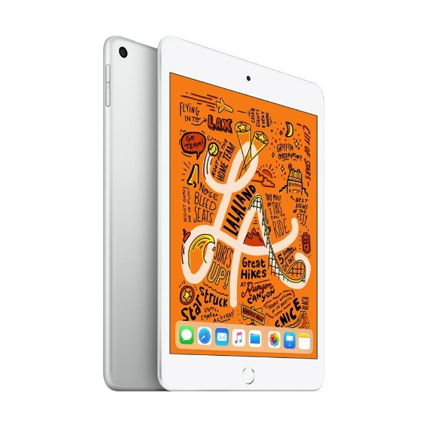 iPad mini 5 128GB Wi-Fi 银色