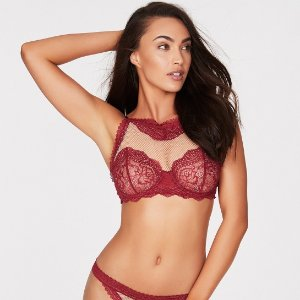 frederick's OF HOLLYWOOD2 for $49.50Azura High Neck Underwire Bra
