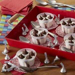 $8.26Kisses Hershey's Milk Chocolate Party Bag 35.8oz.