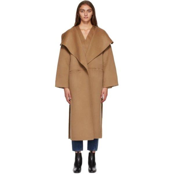 经典羊毛大衣